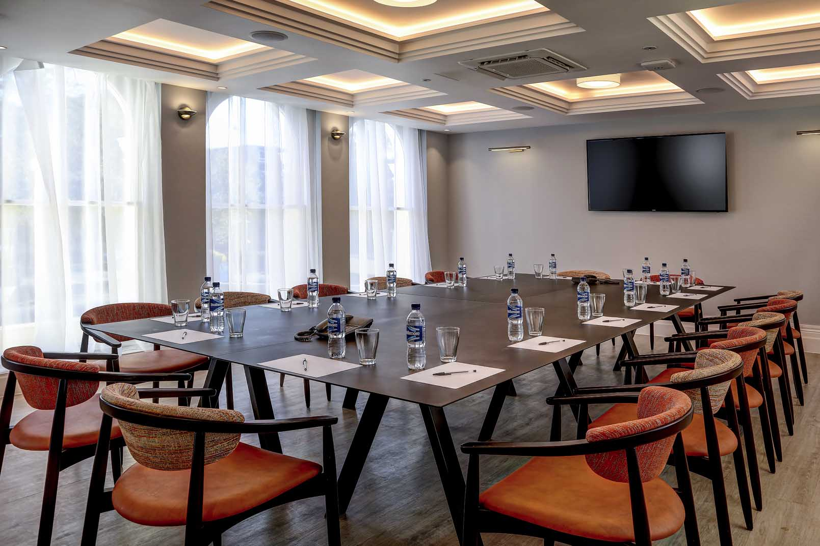 board rooms and meeting venue at Queens Crystal Palace Hotel