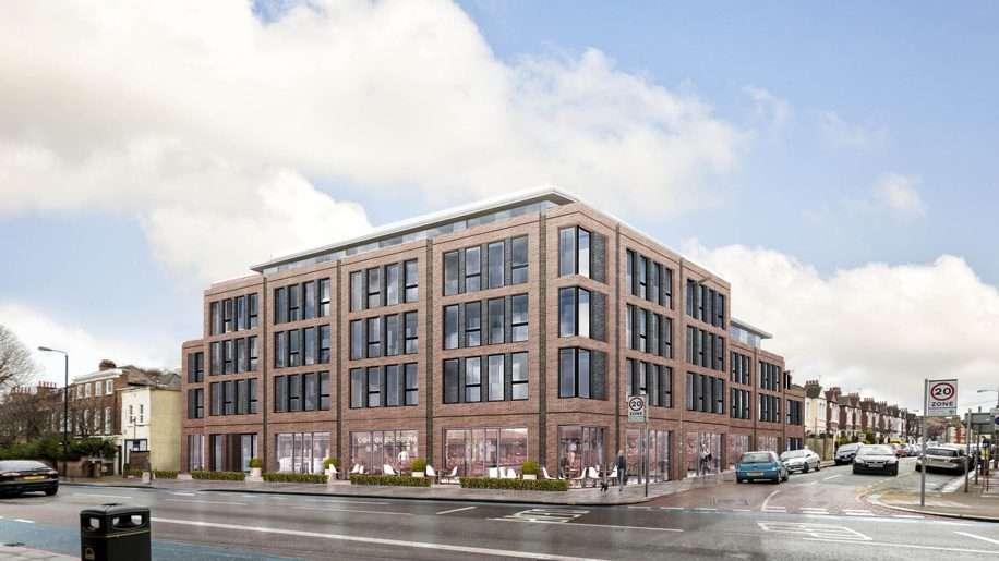 New hotel development by LHG