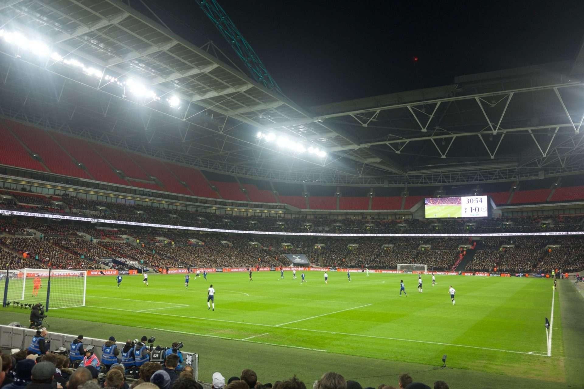 Wembley Stadium UEFA 2020