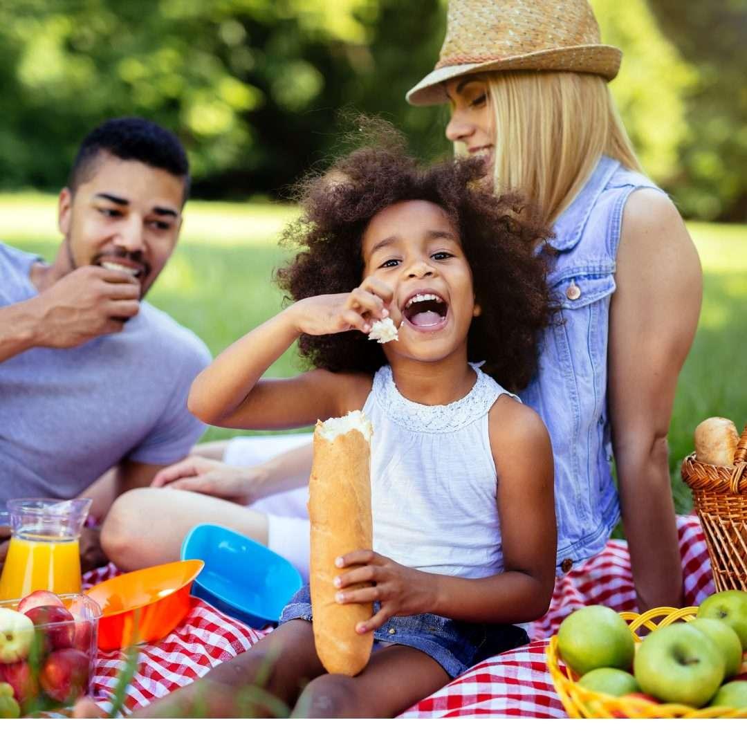 hidden London picnic
